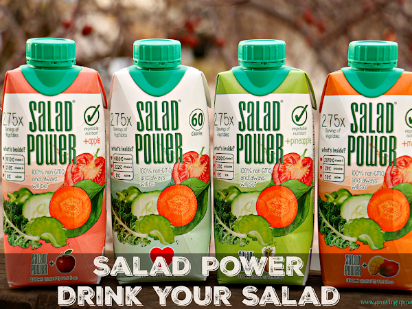 SaladPower® - Drink Your Salad