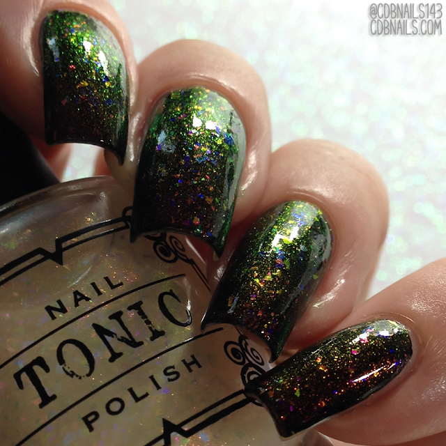 Tonic Polish-Butterfly