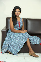 Ruthvika Looks super cute in Sleevelss Short Kurti at silk india expo launch at imperial gardens Hyderabad ~  Exclusive Celebrities Galleries 140.JPG