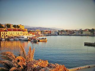 Chania Port, Kreta, Crete