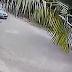 Absurdo: Motorista é flagrado atropelando cão duas vezes de propósito, assista o vídeo
