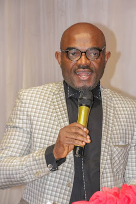 Secret Of Our Succes Is Transparency - Actors Guild President, Emeka Rollas (photo)