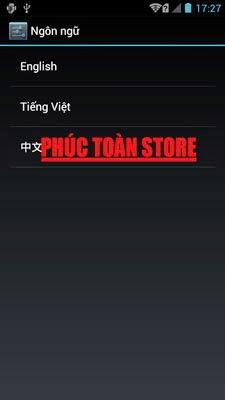 Tiếng Việt và CH PLay Ktouch S5T done alt