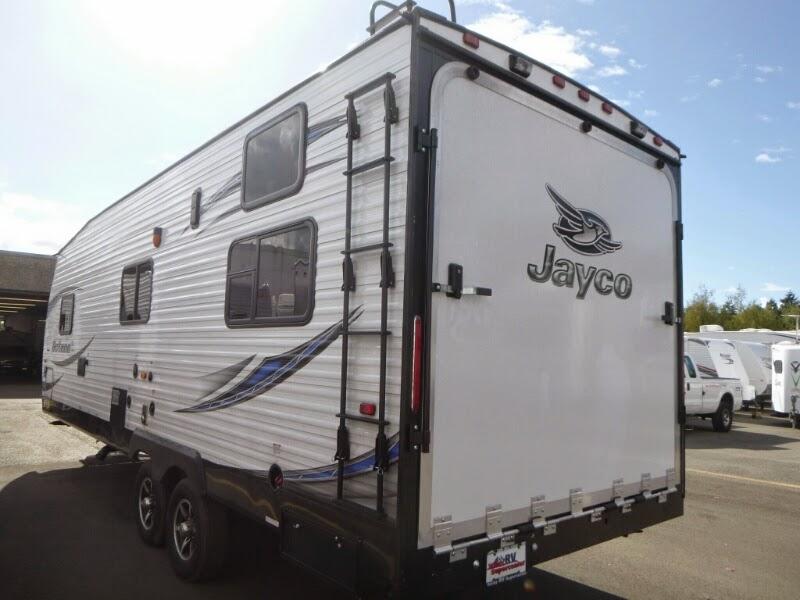 Nw Rventure The 2015 Jayco Octane Sl 273 Toy Hauler At