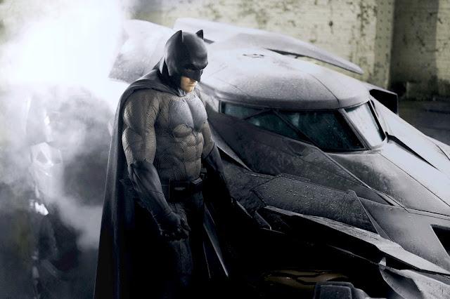 Ben Affleck em filme solo de Batman