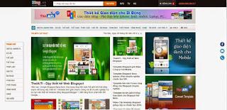 Share template blogspot tin tức giống Zing