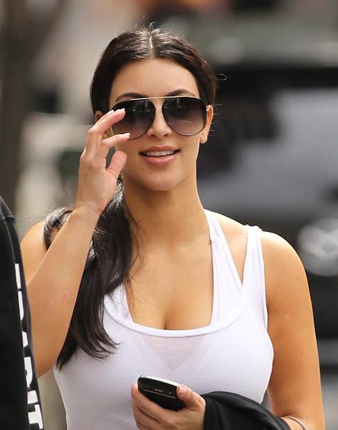 Kim Kardashian Tattoo