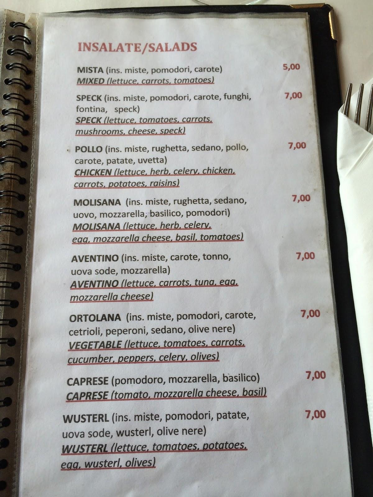 TASTE OF HAWAII: DA FRANCO ALL\' AVENTINO - ROME, ITALY