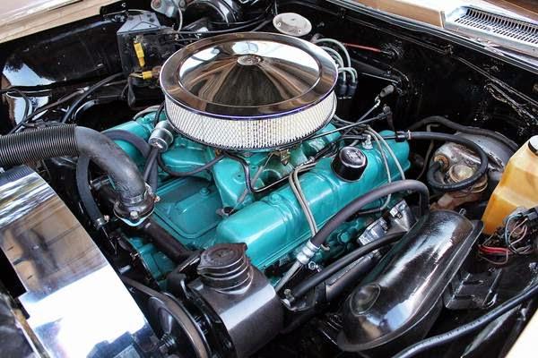 Buick Riviera Engine