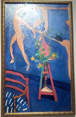Les capucines à la Danse II Henri Matisse