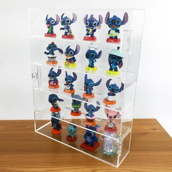 Shop Acrylic Display Rack Case Organizer Storage Box Case at Nile Corp