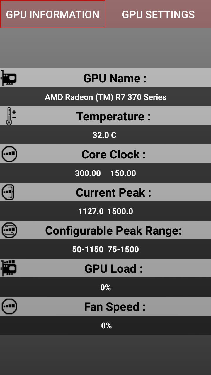 Overclock AMD GPU from android phone, Linux and windows : MSI