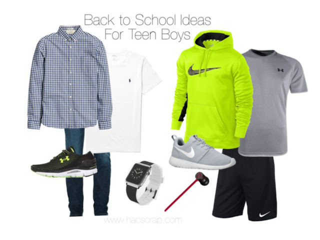 Fashion ideas for teen boys
