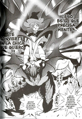 "Reseña de ""Devilman G ~ Grimoire ~"" vol. 2 de Rui Takatou - Ivrea"