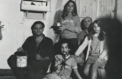 Equipo La noche de los muertos vivientes - 1968