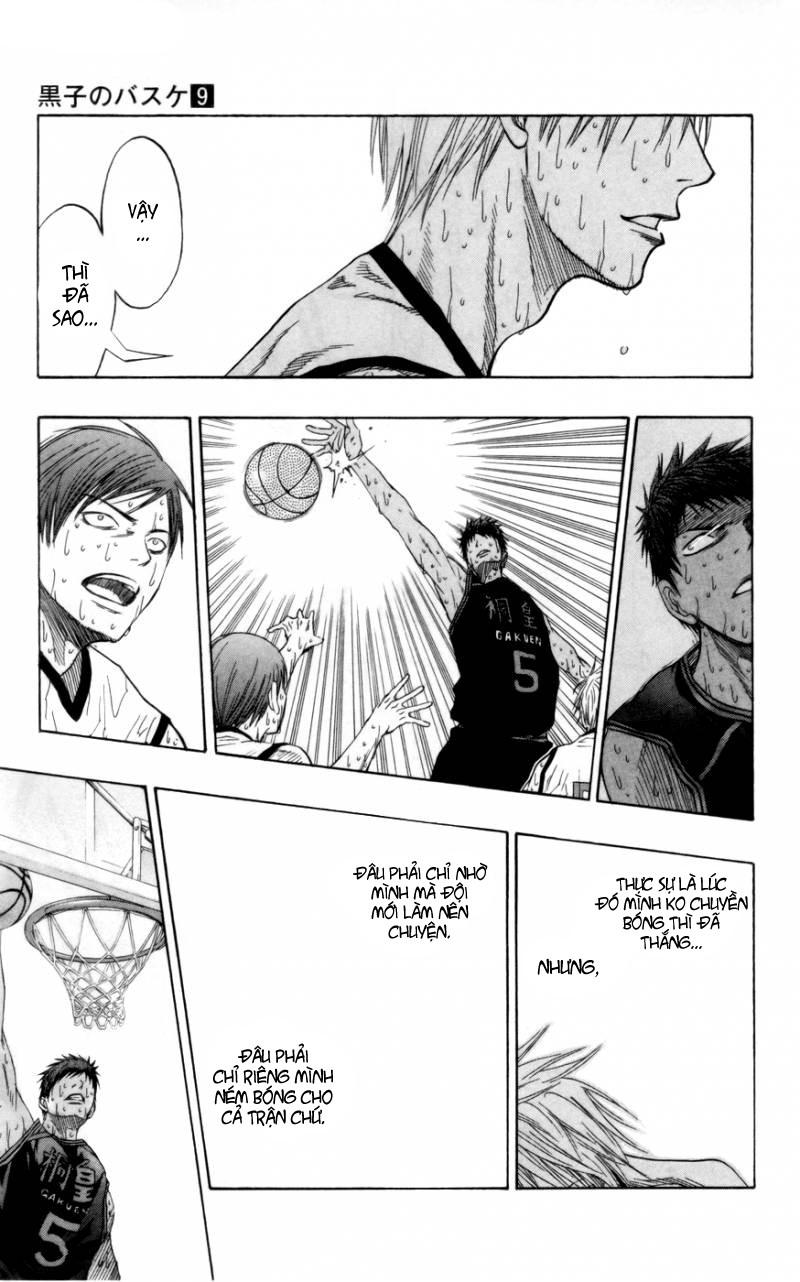 Kuroko No Basket chap 072 trang 14