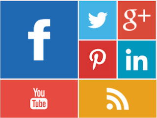 Memasang Social Media Widget di Blog , Cara Memasang Widget Media Sosial di Sidebar Blog , Widget Media Sosial Keren untuk Blogspot , Cara Memasang Icon Social Media