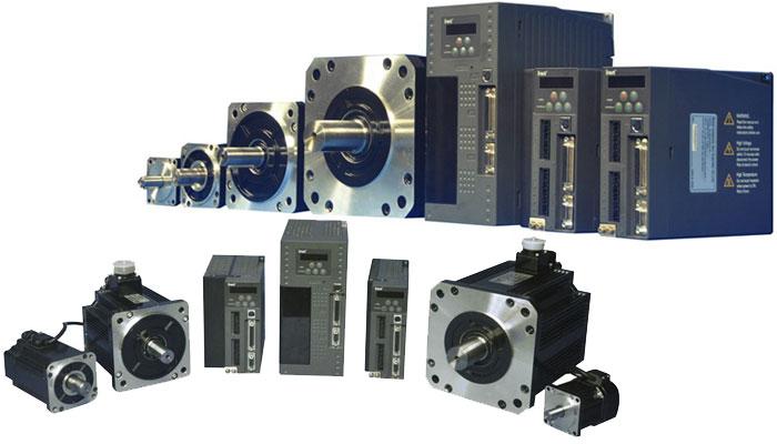 Industrial Control - Servo System