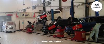 Bengkel Resmi Daihatsu Bali