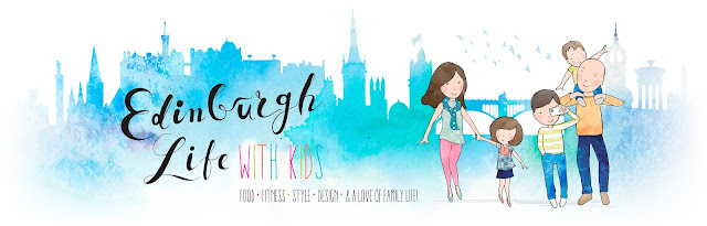 blogger Edinburgh life with kids