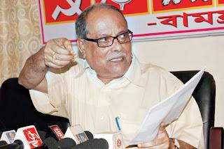 Siliguri mayor Asok Bhattacharya