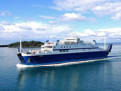 Τραυματισμός επιβάτιδος πλοίου στην Ηγουμενίτσα
