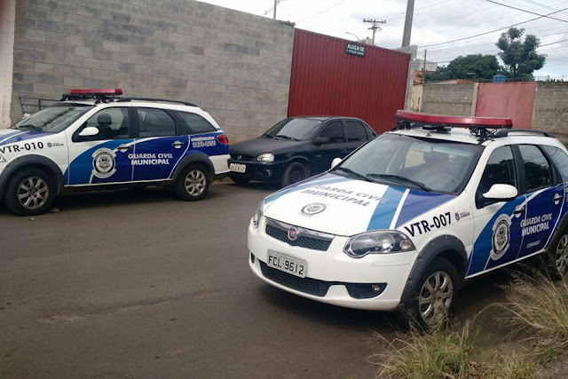 Guarda Civil de Sumaré estoura desmanche de carros
