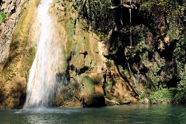 Cascade Vallon des Carmes