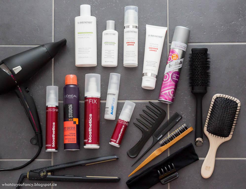 Meine Haarpflege-Routine – Aus gekräuselt mach glatt