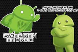 Cara menambah Kapasitas & Performa RAM Agar Tidak Lag dengan Swap RAM