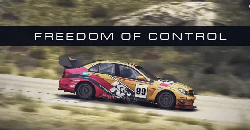 Grid Autosport For Nintendo Switch – Freedom Of Control Trailer