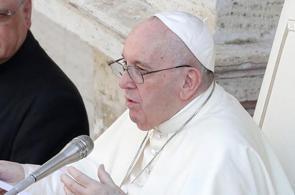 Paus Fransiskus, Homili, Pentakosta, 23 Mei 2021
