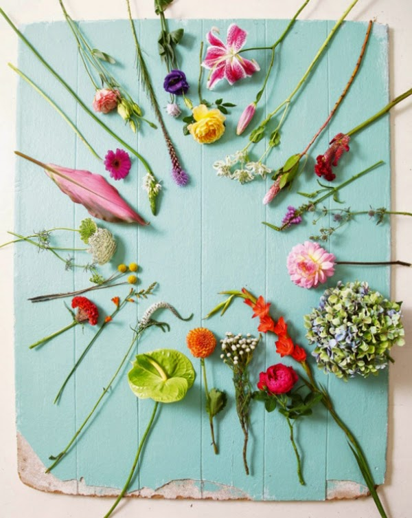 Creative with Flowers
