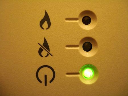 Apagar la calefacción por la noche, ahorra dinero y nergía.