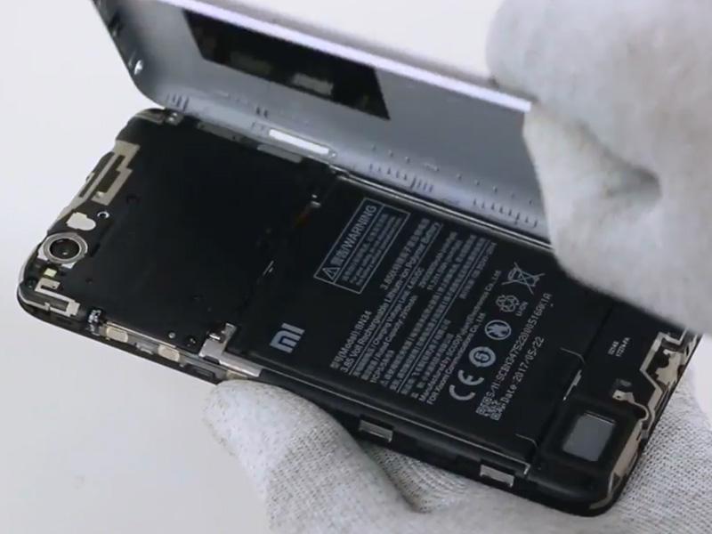 Cara Membuka Casing Belakang Dan Mengganti Baterai Xiaomi Redmi 5a