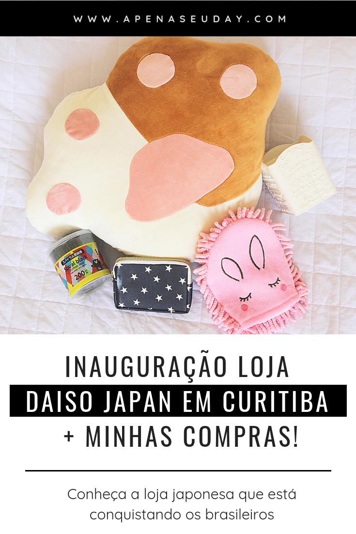 Conheça a loja japonesa Daiso Japan que está conquistando o coração dos brasileiros e sobre a primeira loja em Curitiba. Acesse agora!