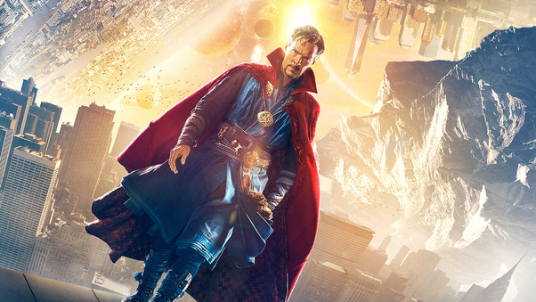 Comic Characters' Doctor Stephen Strange - Doctor Strange