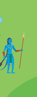 Navi Avatar Play Disney Parks