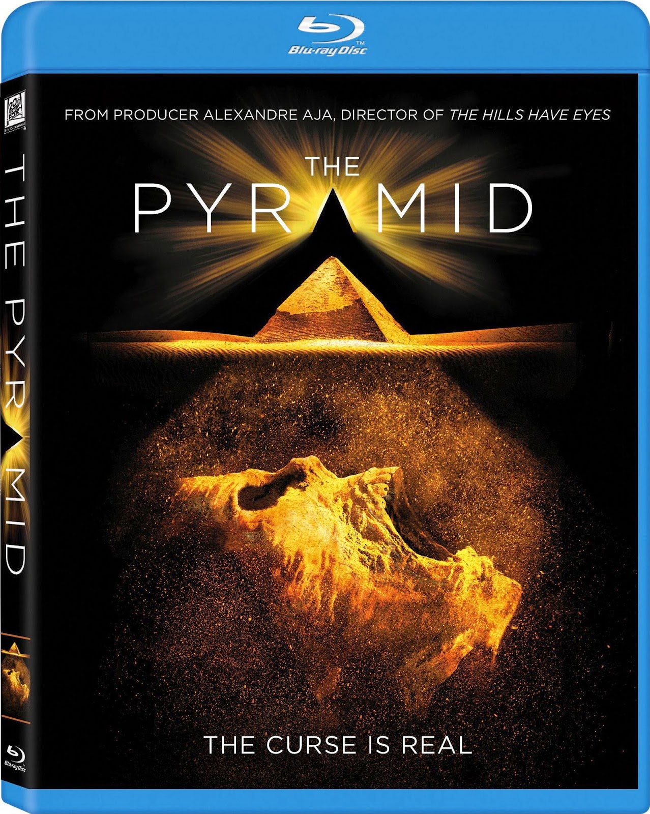 La Piramide (2014) 1080p BD25 Cover Caratula Bluray