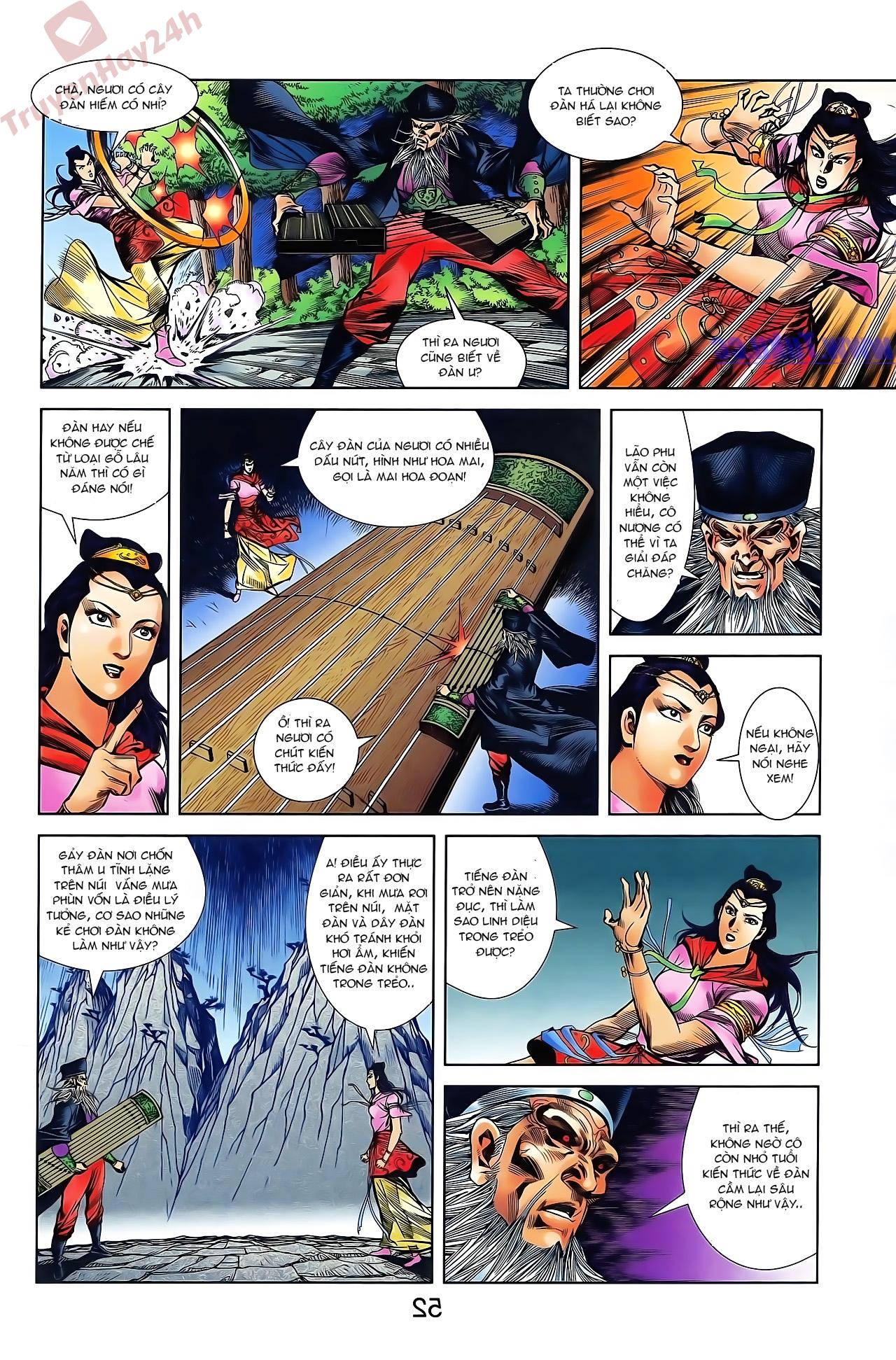 Tần Vương Doanh Chính chapter 46 trang 18