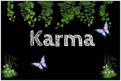 Karma itu Tak Selalu Menyakitkan