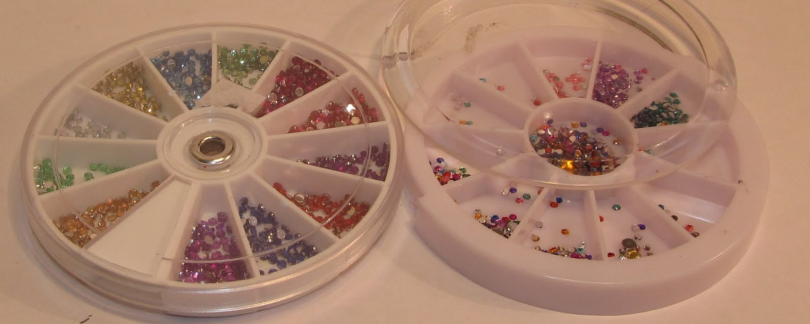 Rhinestone Storage Solution