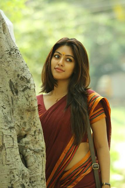 Actress Anu Emmanuel Latest stills from Thupparivaalan Tamil Movie