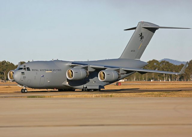 c 17 globemaster bases in a relationship