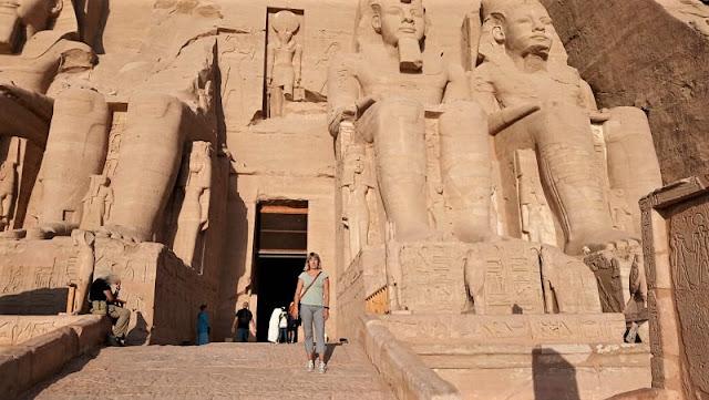 Grande Tempio di Abu Simbel