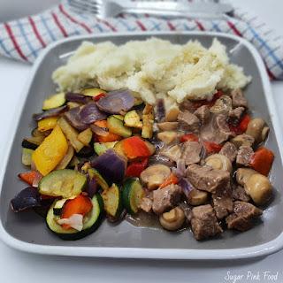 Pressure Cooker Peppercorn Beef   Healthy Recipe