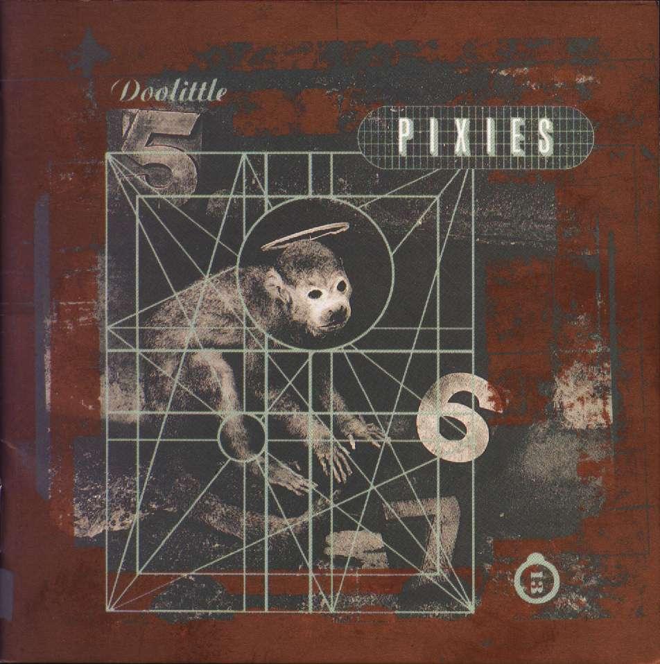 Oh Robot Pixies Doolittle