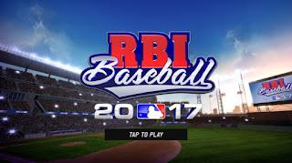 R.B.I Baseball 17 Apk Full Release Terbaru
