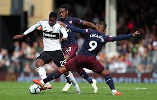 Watch Arsenal vs Fulham live Stream Today 01/01/2019 online Premier League