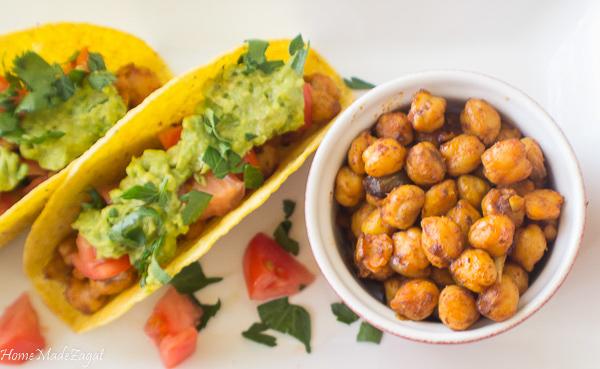 Chickpeas Tacos